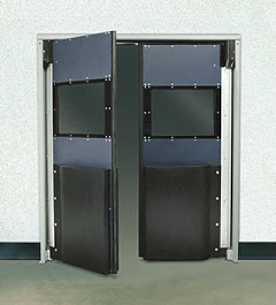 Poly-Kor XHD Door & RubbAir Impact Traffic Doors | H.E. Myers \u0026 Associates Inc.